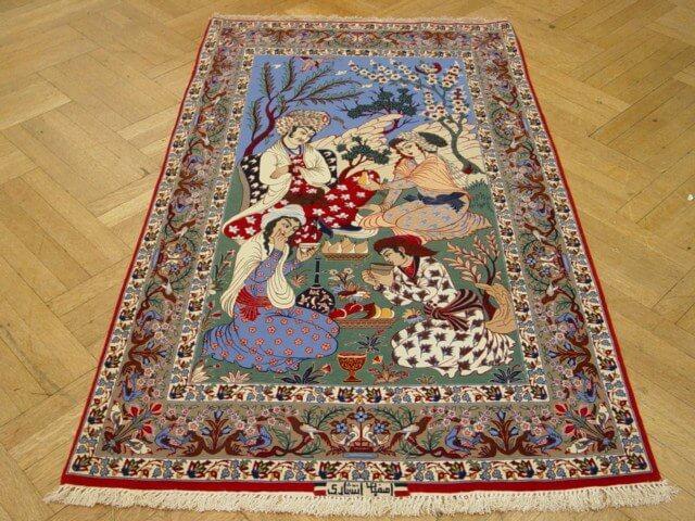 Handmade Persian Esfahan