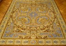 Indian oriental rug