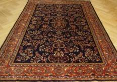 Indian patterned rug